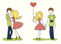 [Tips vui] Các giai đoạn tình yêu