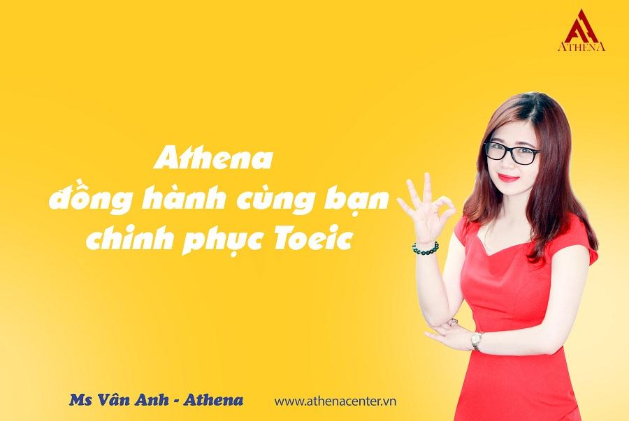 Chương trình khuyến học từ Athena