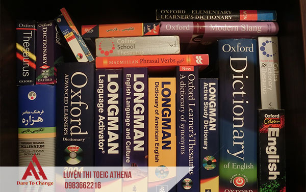 Kinh nghiệm lựa chọn từ điển tiếng Anh