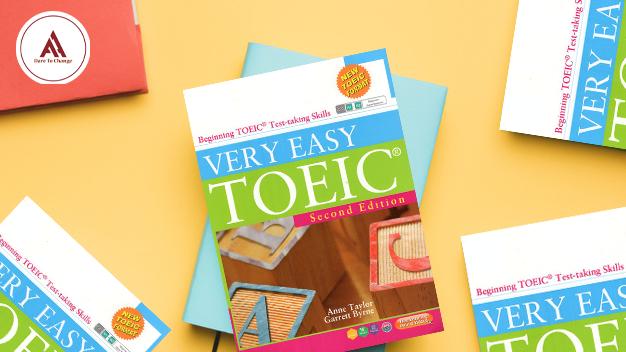 Very easy Toeic: Nếu chưa có căn bản hãy luyện cuốn sách này
