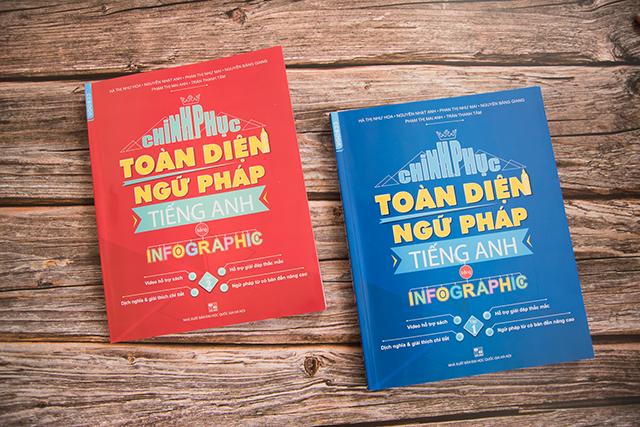 Top 15 cuốn sách ngữ pháp tiếng Anh