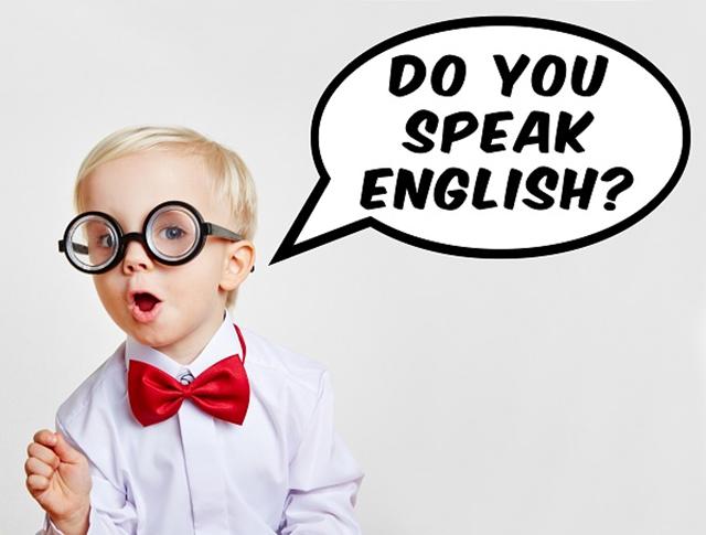 trẻ nói tiếng anh tự nhiên hơn