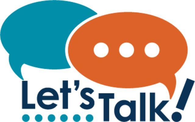 let talk