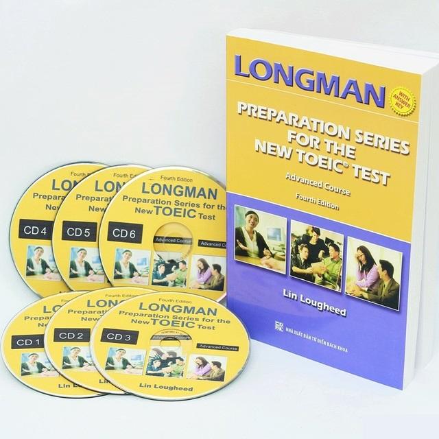 longman preparation