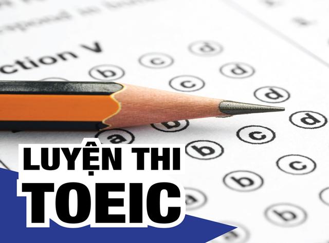 làm bài thi reading toeic