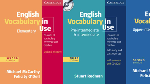 giáo trình english vocabulary in use