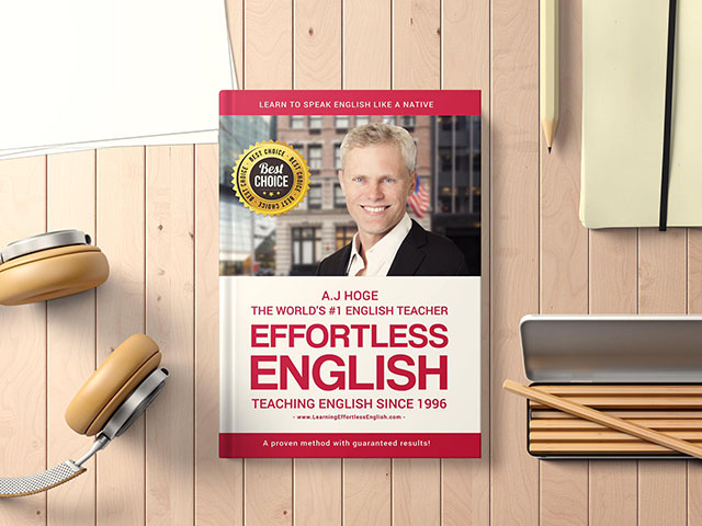 giáo trình effortless english