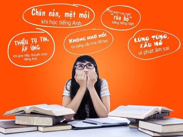 chán nản khi học