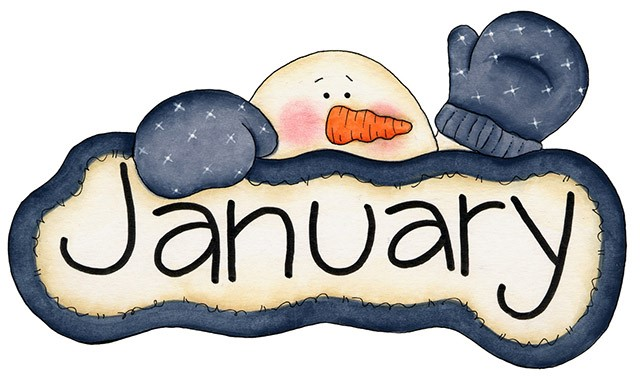 tháng 1 trong tiếng anh