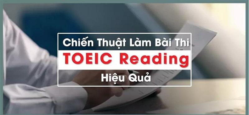 NHỜ PHƯƠNG PHÁP NÀY, MÌNH ĐÃ KHÔNG CÒN SỢ TOEIC READING!