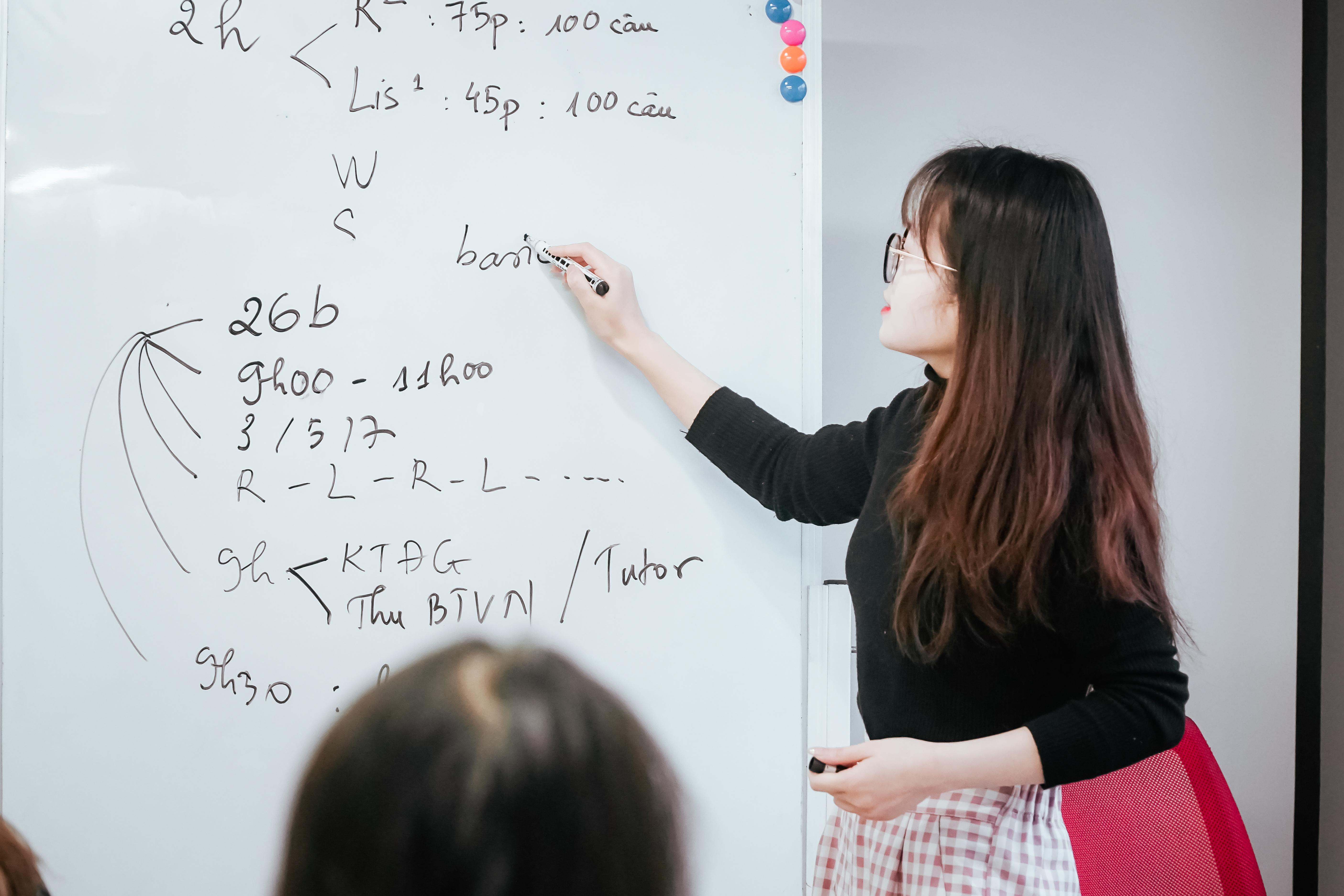 Cô Trần Hải Vân - Giáo viên TOEIC tại Anh ngữ Athena