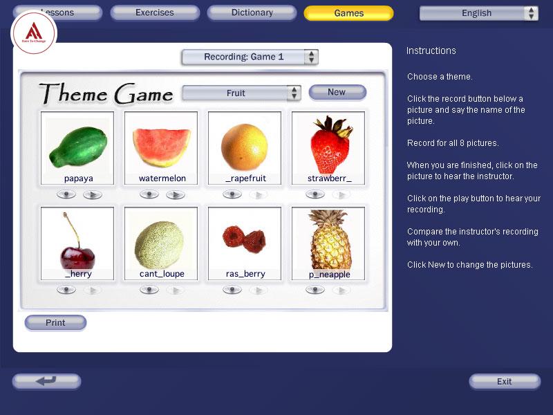 phần mềm luyện phát âm tiếng anh - PRONUNCIATION POWER