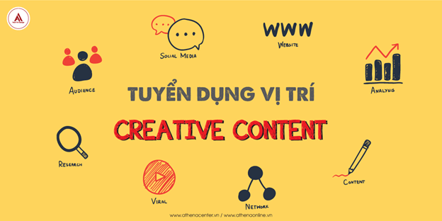 tuyển dụng creative full time